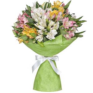 Доставка цветов в Новомосковск   Grand Flora